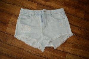 Neue Jeans Hot Pants Gr. 36 von H&M mit Etikett