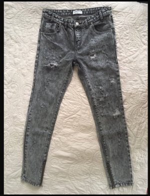 Neue Jeans im Used Look von Glamorous Tall