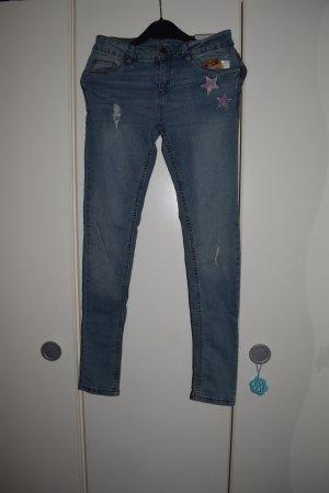 neue Jeans, Jeanshose, Gr. 164
