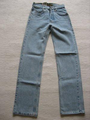 neue jeans mustang hight waist gr xs 34 26/ 32