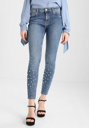 Neue Jeans - Perlen