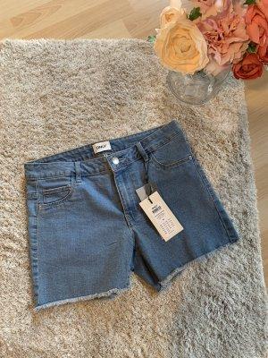 Only Short en jean bleu