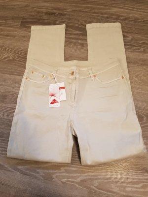 b.p.c. Bonprix Collection Jeans cream