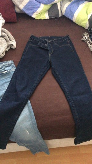 Neue Jeanshose High Waist