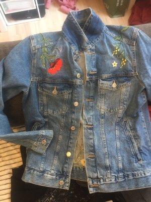 H&M Denim Jacket blue