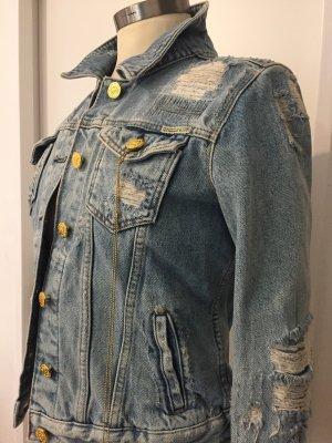 Neue Jeansjacke in Gr. XS