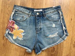 Neue Jeansshorts von Zara!