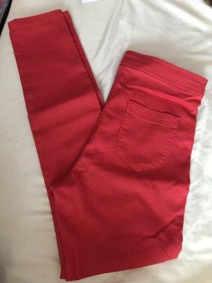 NEUE Jeggings in schönem rot für den Sommer