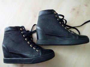 Neue Keilabsatz Sneaker GUESS, Gr. 37, schwarz