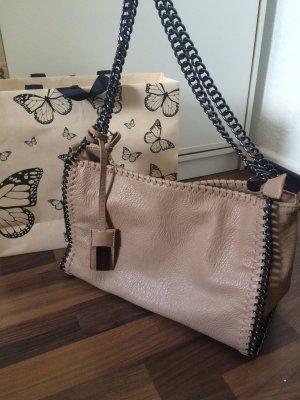 Neue Kettenhenkeltasche von hallhuber
