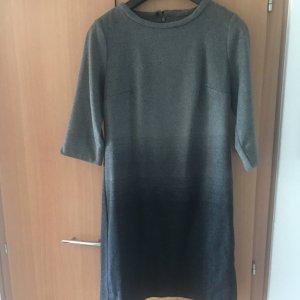 Zero Vestido de lana multicolor
