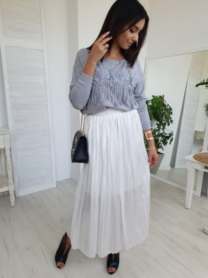 Maxi Skirt white
