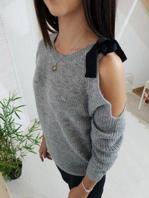 Oversized Sweater grey