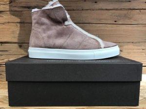 Neue Kollektion Kennel & Schmenger, Lammwoll-Boots rose NP: 229€