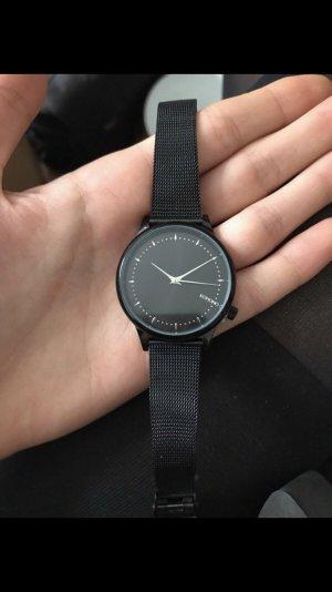 Komono Watch black