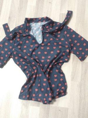 Neue kurzärm hemd /bluse 36/S