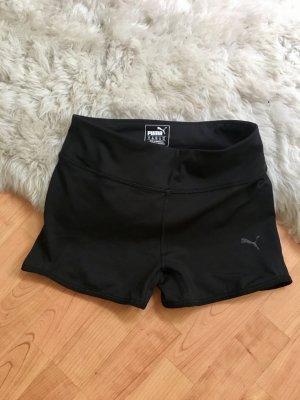 Puma Pantalon court noir