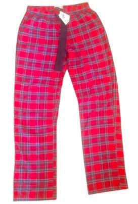 Neue kuschelige Schlafanzugshose mit Seidenschleifchen für Weihnachten