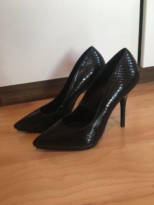 ** Neue Lack High Heels **