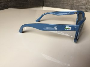 Lacoste Glasses neon blue
