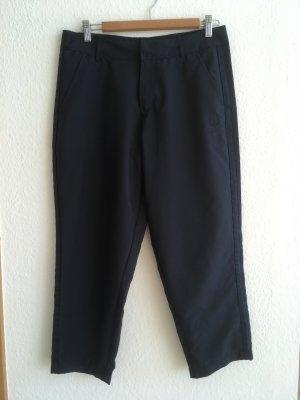 Adidas 7/8 Length Trousers dark blue