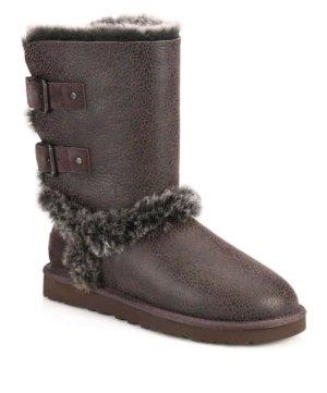 UGG Australia Boots dark brown