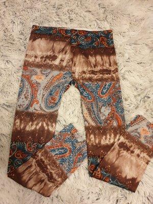 Leggings multicolore