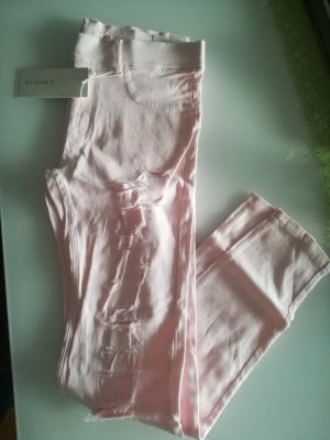 0039 Italy Leggings rosa claro