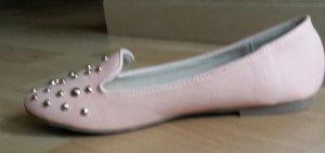 NEUE Loafer/Slipper mit Nieten, Gr. 36