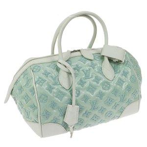 Louis Vuitton Sac à main blanc-argenté