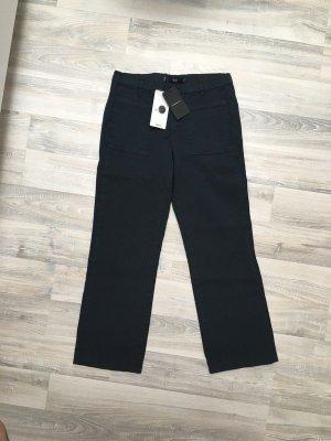 Mango Pantalone culotte blu scuro