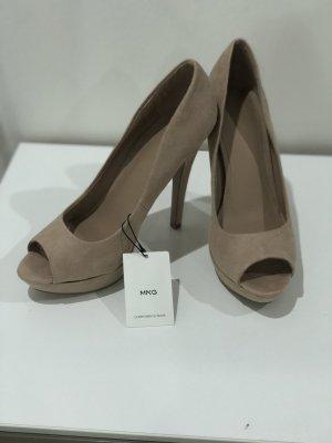 Neue Mango high heels