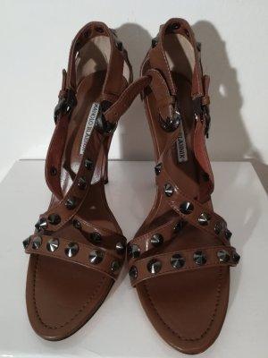Neue Manolo Blahnik Sandalette, High heels, Designerschuh