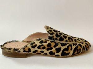 Neue Marc Cain leopard mules