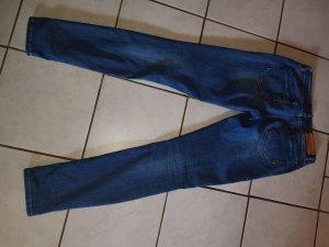 Marc O'Polo Stretch Jeans blue mixture fibre
