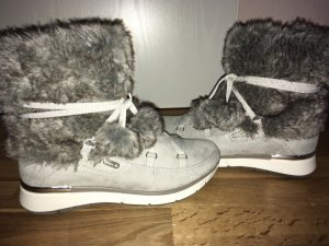 Neue Marco Tozzi Schuhe mit Pelz