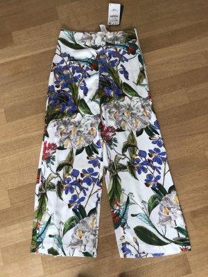 Zara Marlene Trousers multicolored mixture fibre