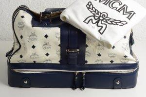 Neue MCM Reisetasche mit Verfärbungen am Boden