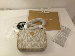 Michael Kors Crossbody bag natural white-camel