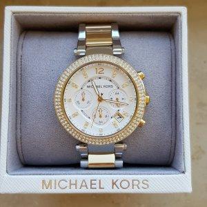 Neue Michael Kors Uhr, Chronograph