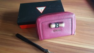 Guess Mini Bag pink-magenta