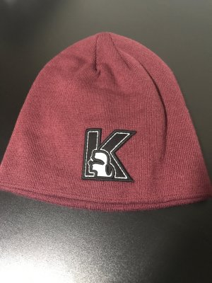 Neue Mütze von Karl Lagerfeld