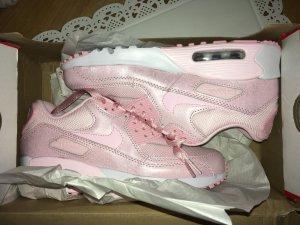 Neue Nike Air Max 90 Se Mesh in rosa Gr.38