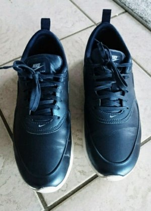 Neue Nike Air Max Thea metallic blau in 40/41