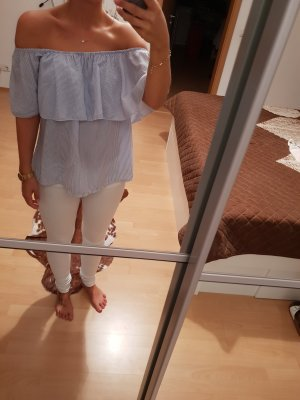 Neue Off-Shoulder Bluse