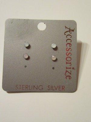NEUE Ohrringe Silber