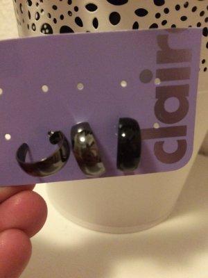 Neue Ohrringe von Claire's
