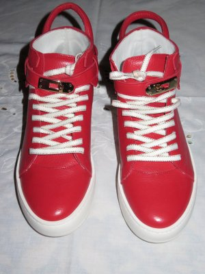 Neue orginal italienische Sneaker high  / Neupreis 220 EUR !