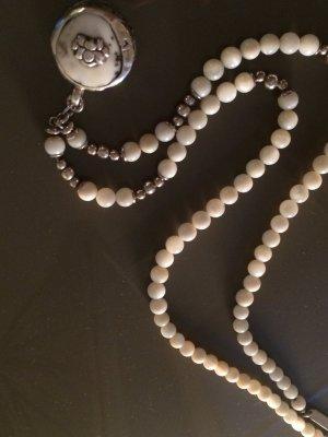 Neue Original Buddhapearls Kette mit echten Steinen