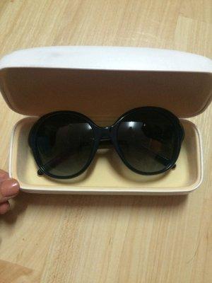 Chloé Glasses black-gold-colored